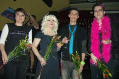V!ZIBLE queer party